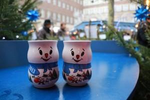 デュッセルドルフのクリスマスマーケット2013